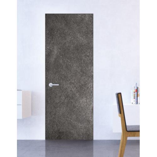 ECLISSE drzwi ukryte BATTENTE 45 z okładziną kamienną