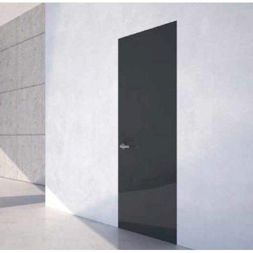 ECLISSE drzwi ukryte FUSION 50 z taflą szklaną