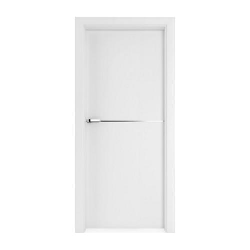INTERDOOR drzwi przylgowe ALBA 1 malowane białe