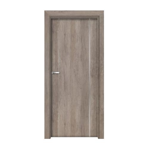 INTERDOOR drzwi przylgowe ALBA 2 malowane białe