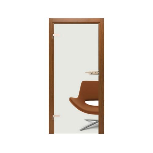 INTER-DOOR drzwi szklane przeźroczyste