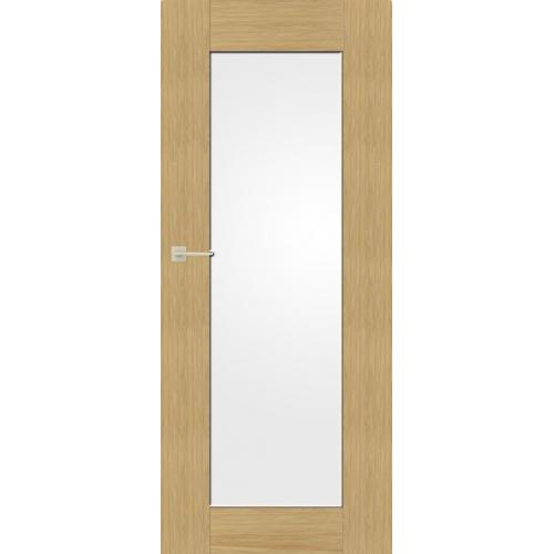 POL-SKONE drzwi przylgowe SEMPRE LUX Lustro