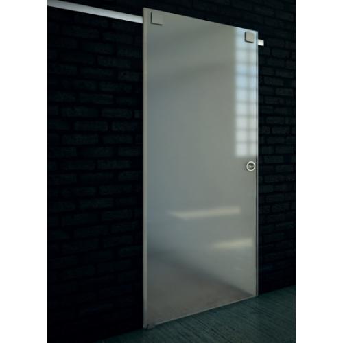 INTER-DOOR System przesuwny naścienny DIVA do tafli szklanych