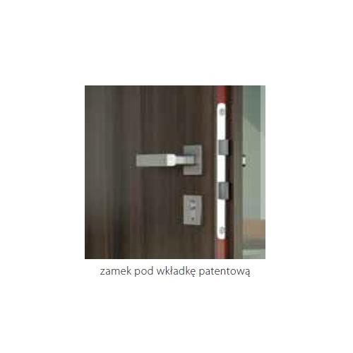 PORTA drzwi przylgowe SILENCE Rw37dB/EI30