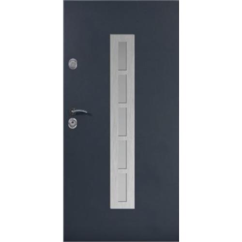 DELTA drzwi UNIVERSAL 56S DRABINKA INOX