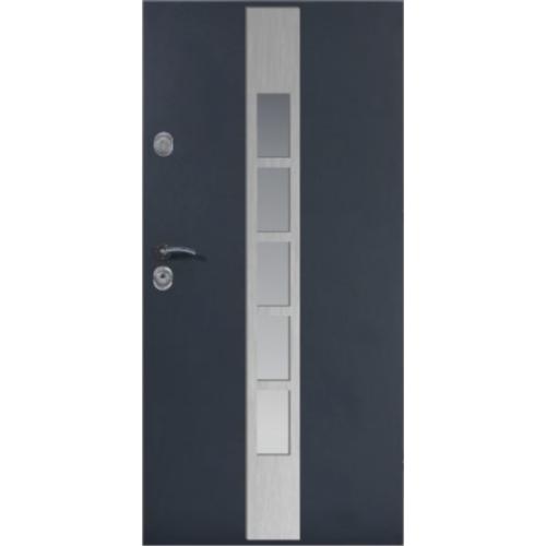 DELTA drzwi UNIVERSAL 56S DRABINKA PLUS INOX