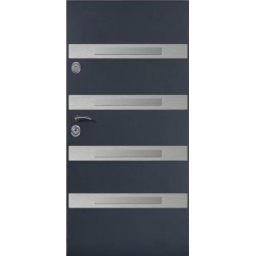 DELTA drzwi UNIVERSAL 56S LINEA'4 INOX