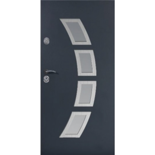 DELTA drzwi UNIVERSAL 56S LIMA'4 PLUS INOX