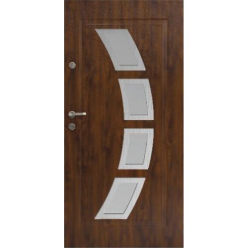 DELTA drzwi UNIVERSAL 56S LIMA'4 INOX