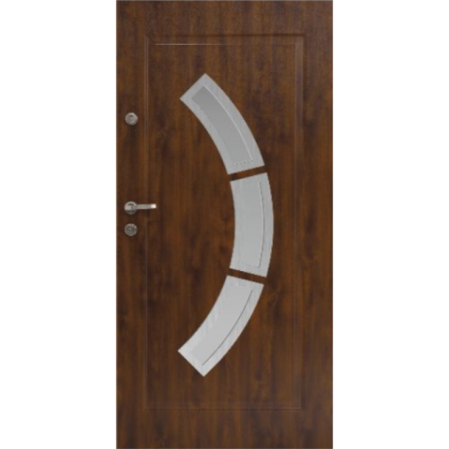 DELTA drzwi UNIVERSAL 56S RAMA LIMA'3 INOX