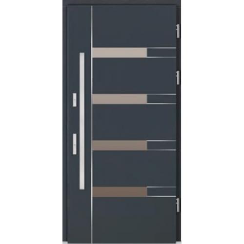 DOORSY drzwi TermoPlus+ ISEO