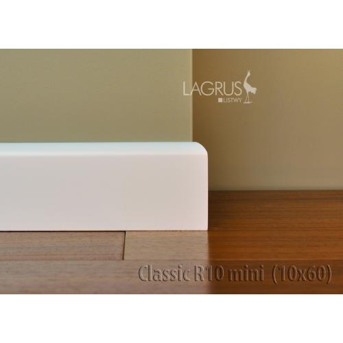 LAGRUS Listwa Przypodłogowa Classic R10 mini