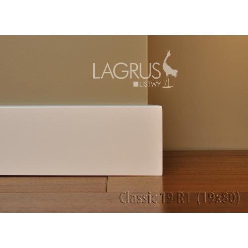 LAGRUS Listwa Przypodłogowa CLASSIC 19 R1