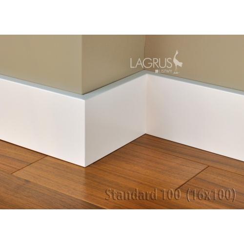 LAGRUS Listwa Przypodłogowa Standard 100
