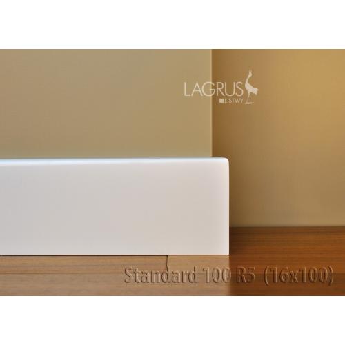 LAGRUS Listwa Przypodłogowa STANDARD 100 R5