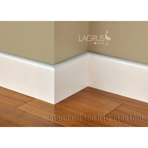 LAGRUS Listwa Przypodłogowa Standard 100 R10