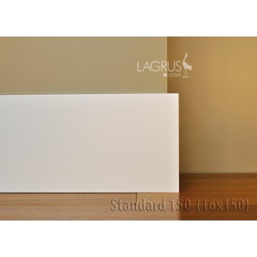 LAGRUS Listwa Przypodłogowa STANDARD 150