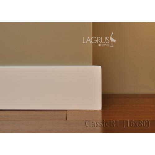 LAGRUS Listwa Przypodłogowa CLASSIC R1 Wilgocioodporna