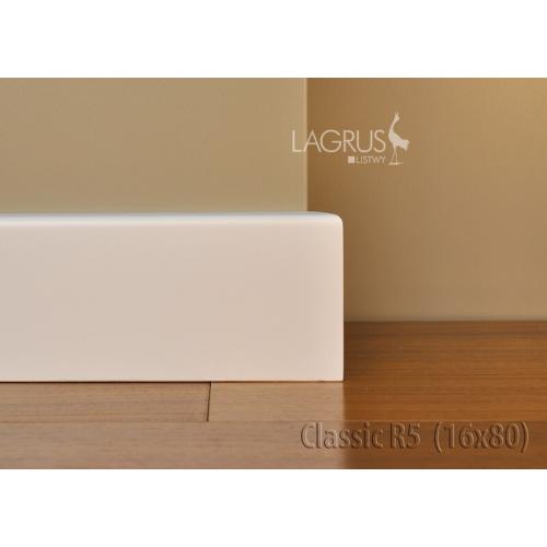 LAGRUS Listwa Przypodłogowa CLASSIC R5 Wilgocioodporna