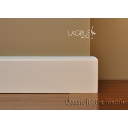 LAGRUS Listwa Przypodłogowa CLASSIC R10 Wilgocioodporna