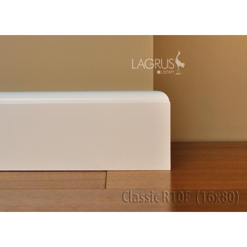 LAGRUS Listwa Przypodłogowa CLASSIC R10F Wilgocioodporna