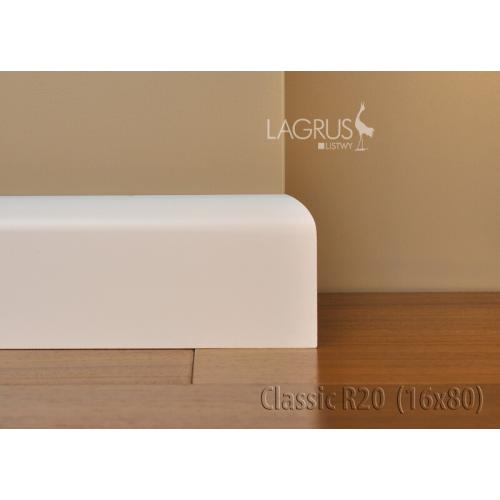 LAGRUS Listwa Przypodłogowa CLASSIC R20 Wilgocioodporna