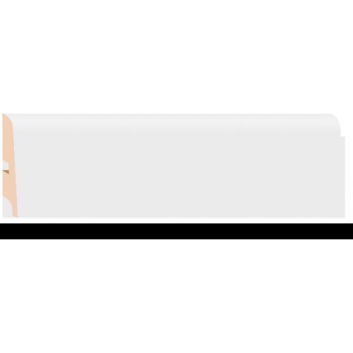 KRONOPOL Listwa Przypodłogowa K301 Biały