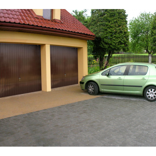 FART PRODUKT Bramy garażowe uchylne