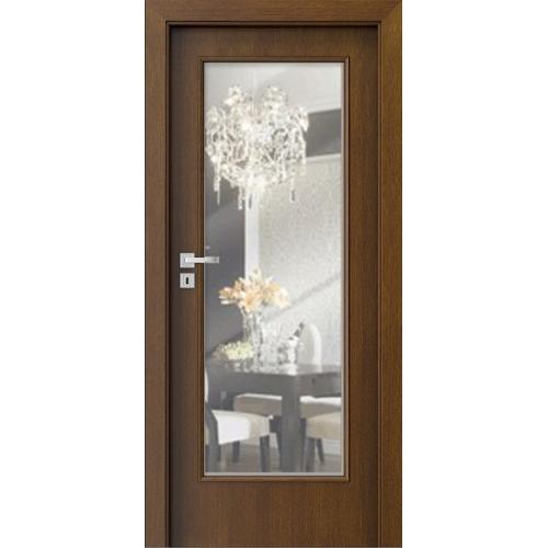 PORTA drzwi przylgowe NATURA CLASSIC 1.3 Lustro