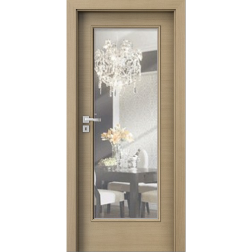 PORTA drzwi przylgowe NATURA CLASSIC 7.3 Lustro