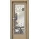 PORTA drzwi przylgowe NATURA CLASSIC Lustro