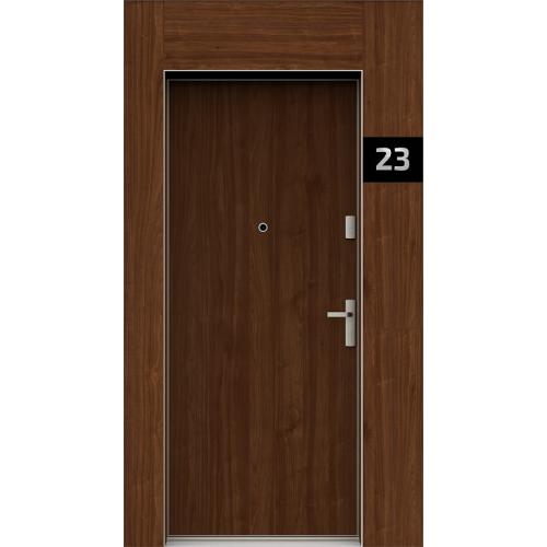 ENTRA drzwi wejściowe GRADARA ELEGANCE