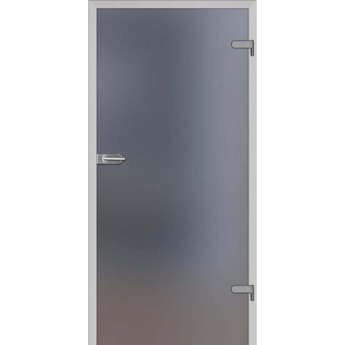 DRE drzwi szklane GALLA 1 DECORMAT GRAFIT