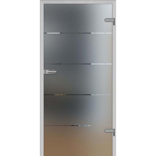 DRE drzwi szklane GALLA 2