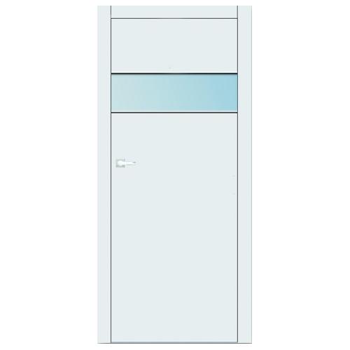 LAGRUS drzwi z ukrytą ościeżnicą HORYZONT H1
