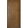PORTA drzwi wejściowe RC2 STEEL SAFE Dąb Złoty