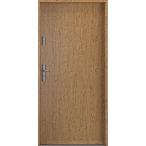 PORTA drzwi wejściowe STEEL SAFE Dąb Winchester