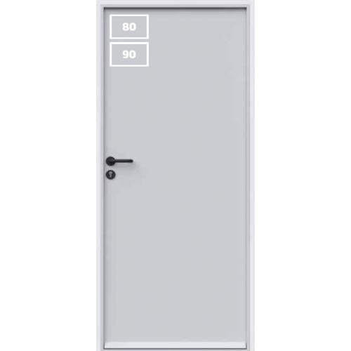 PORTA drzwi techniczne METAL BASIC PLUS
