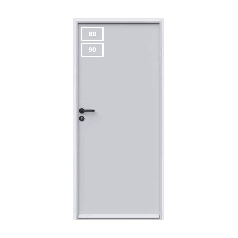 Drzwi techniczne PORTA METAL BASIC PLUS