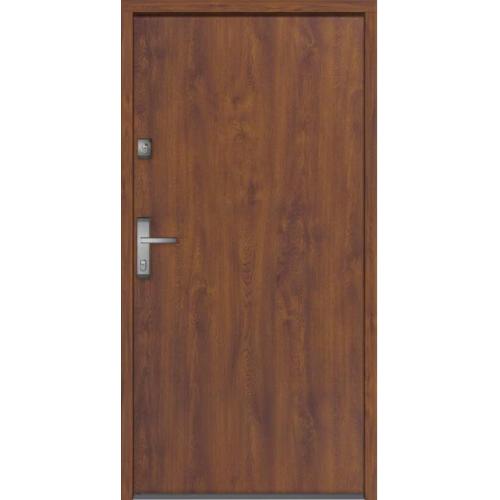 GERDA drzwi RC2 TT OPTIMA 50 W00 PŁASKIE