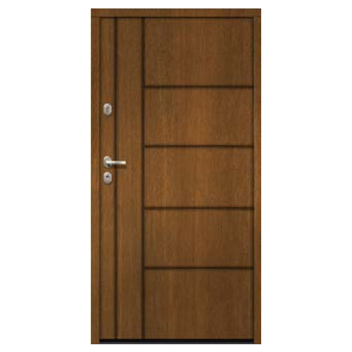 GERDA drzwi RC2 TT OPTIMA 50 ST4 UPPSALA 1