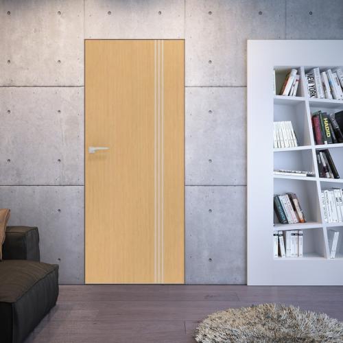 ASILO drzwi niewidoczne AOSTA 3 DISCRET