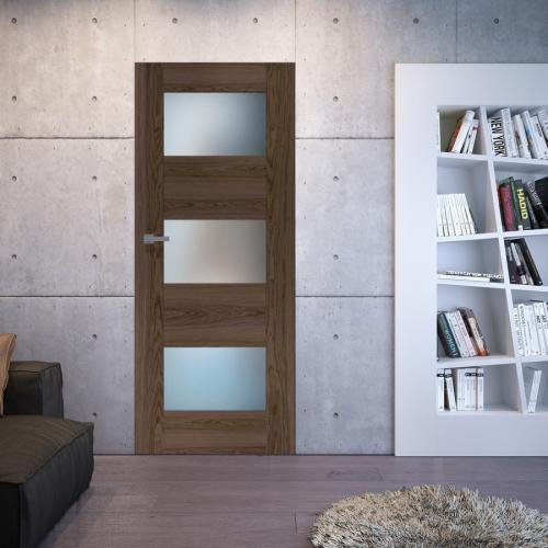 ASILO drzwi z ukrytą ościeżnicą BELLINI 1 DISCRET