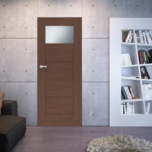 ASILO drzwi z ukrytą ościeżnicą BELLINI 3 DISCRET