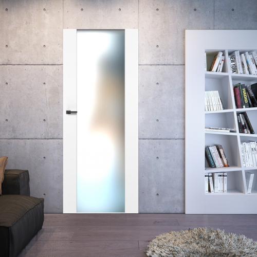 ASILO drzwi z ukrytą ościeżnicą PERTINI 1 DISCRET
