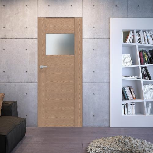 ASILO drzwi niewidoczne PERTINI 2 DISCRET