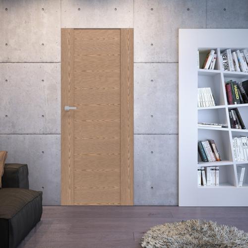 ASILO drzwi z ukrytą ościeżnicą PERTINI 3 DISCRET