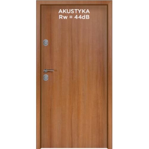 DELTA drzwi RC3 44dB MAGNUM 56K
