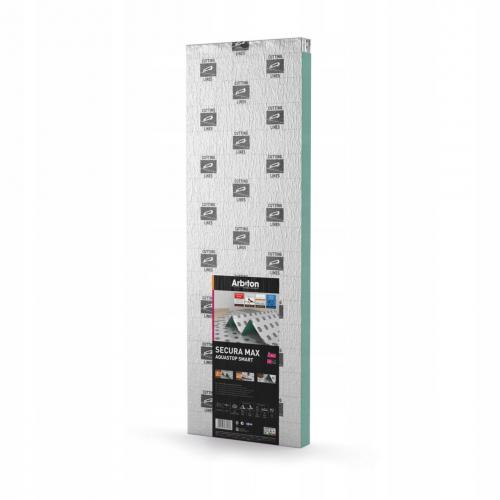 SECURA MAX AQUASTOP SMART 2,2 mm x 1,18 m x 5,1 m podkład pod panele decora