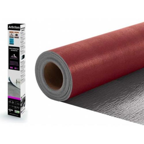 Decora multiprotec 1000 1,5 mm x 1 m x 8 m podkład pod panele